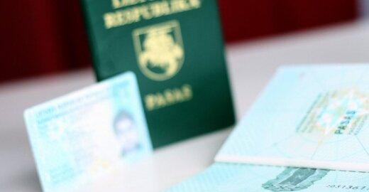 """""""Atsargiai, imigrantė"""" arba šalin pasus"""