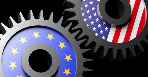 ES ir JAV pradeda derybas dėl duomenų apsaugos