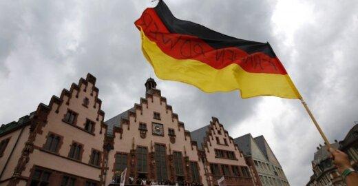 Stulbinantys apklausos rezultatai: daugelis vokiečių nepalaiko sankcijų prieš Rusiją
