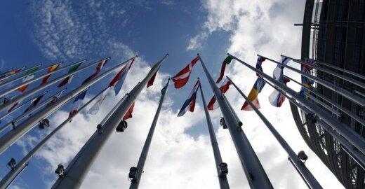 ES vadovybės palaikymas pasiekė rekordines žemumas