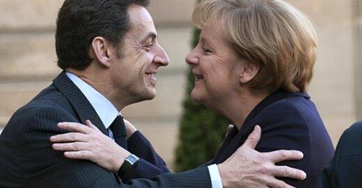A. Merkel ir N. Sarkozy toliau spaudžia įvesti mokestį bankams