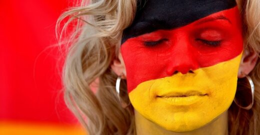 Ar iš tiesų vokiečių kalba tokia agresyvi?