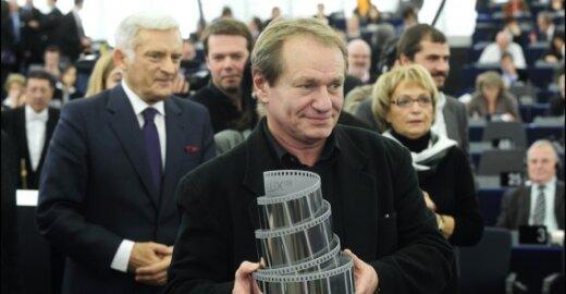 Režisierius Philippe Lioret su LUX apdovanojimu