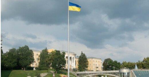 Įtampa kyla: Ukraina kaltina Rusiją sabotažu