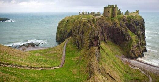 Ar galime tikėtis naujos valstybės Britų salose?