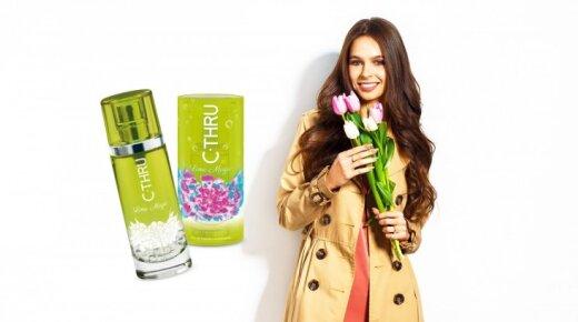 Laimėk gundantį pavasario aromatą. Laimėtojos
