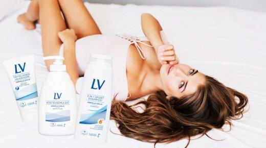 Laimėk! Tavo nuostabiai odai ir plaukams - ekologiški grožio rinkiniai LV