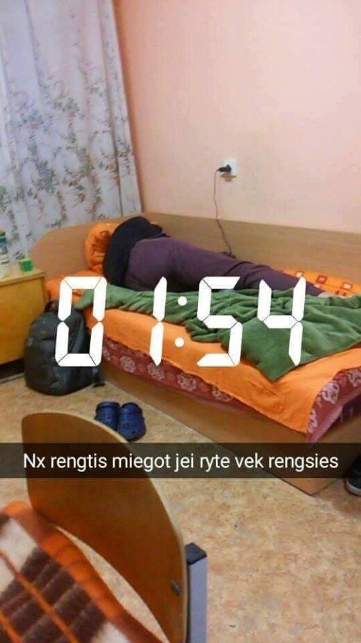 Šokiruojantis Lietuvos studentų gyvenimas: šito tikrai nesate matę