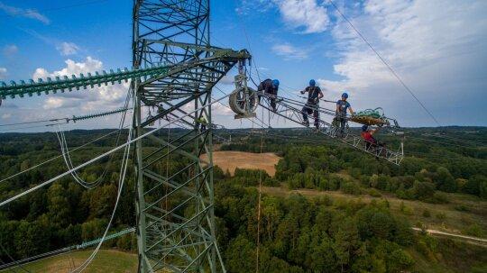 Elektros jungties tiesimas