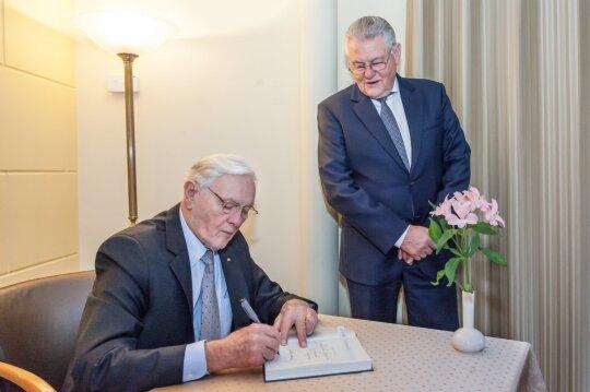 Penkių vyriausybių prekybos ministras Sinevičius: koronaviruso pandemija primena skaudžią Lietuvos kasdienybę blokados metais