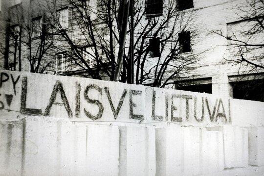 Правозащитница Элла Полякова: в Литву я приезжала как из тюрьмы