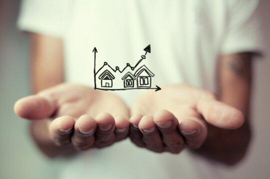 Ar tikrai nekilnojamasis turtas yra patikimiausia bei saugiausia investicijos rūšis?