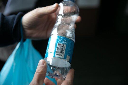 Plastiko pakuotė