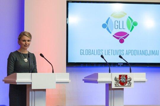 Global Lithuania's Kotryna Stankutė