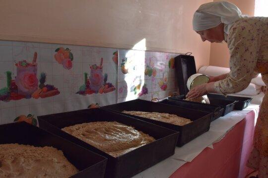 Михново, хлеб