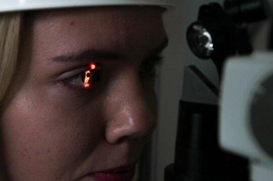 Akių tyrimas