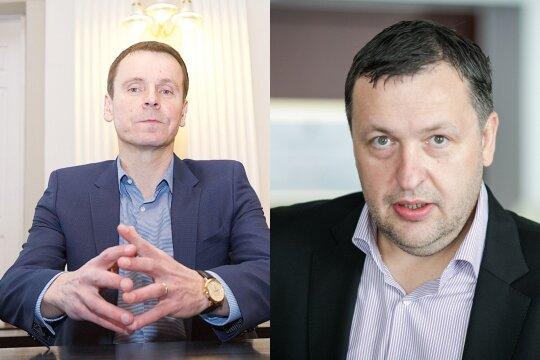Raimondas Kurlianskis, Antanas Guoga