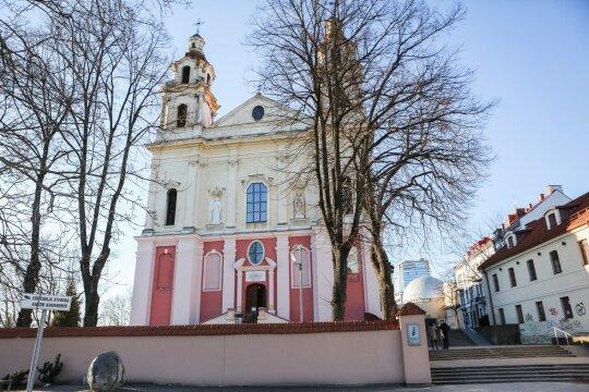 Šv. Arkangelo Rapolo bažnyčia