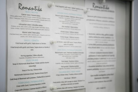 """Restoranas """"Romantika"""""""