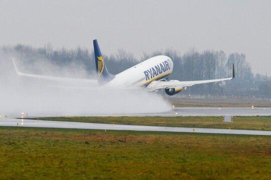 Lėktuvo pilotas apie tai, kodėl niekada nepasitikėtų TV orų prognozėmis
