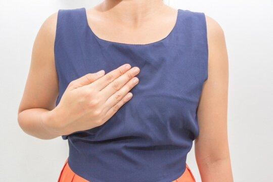 Inkstu skausmas simptomai