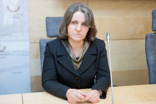 VUOI Vėžio kontrolės ir profilaktikos centro vadovo pavaduotoja dr. Giedrė Smailytė