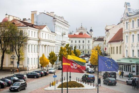 Nematyti pokyčiai Vilniaus senamiestyje: teks išmokti elgtis visiškai kitaip