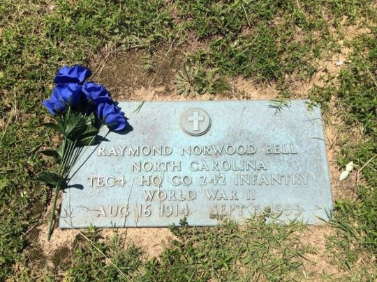 Nušovusio kario kapas