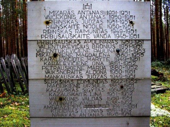 Tunguskyj Bor kapinės Tomske