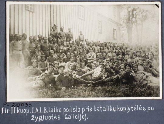 Lietuva prieš 100 metų: drąsūs lietuvių manevrai geopolitiškai karštą 1918 m. vasarą