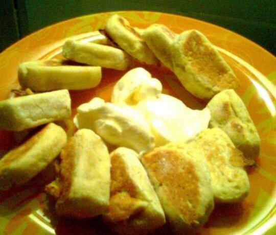 Orkaitėje kepti bulvių švilpikai