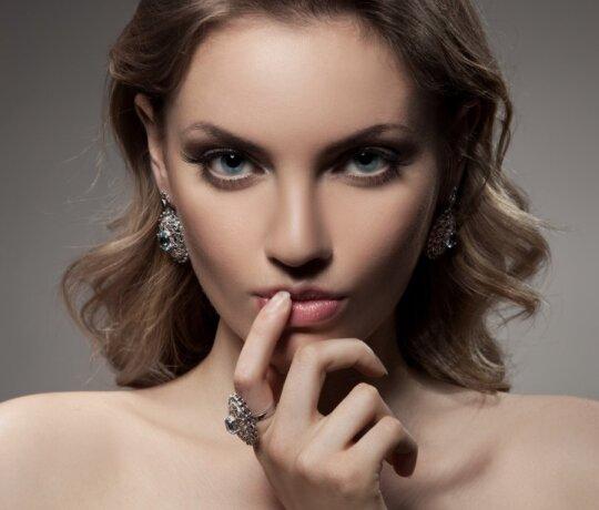 Nematoma moters prabangos paslaptis