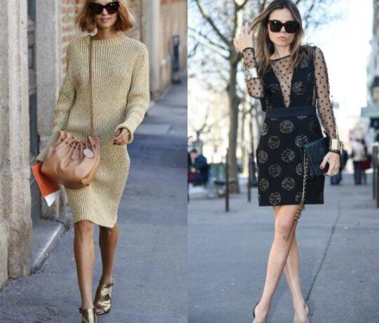 Pagrindinės suknelės, kurias reikėtų turėti stilingai moteriai