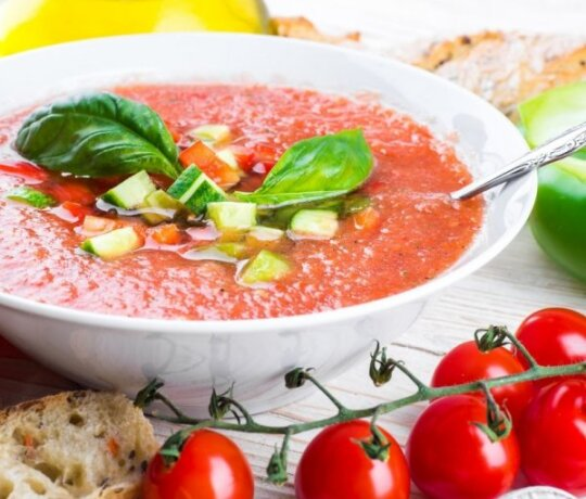 Pasaulio virtuvių paslaptys: kaip atsigaivinti karštą vasaros dieną? RECEPTAS