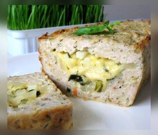 Maltos kalakutienos vyniotinis su sūriu
