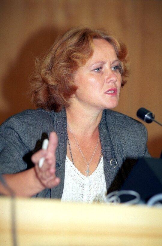 1994.09.08 Seimo narė Nijolė Oželytė