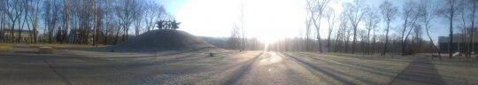 Tuskulėnų dvarvietės parkas
