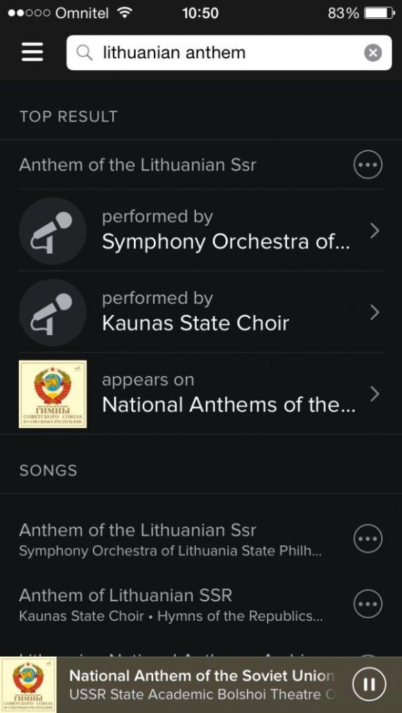 Słaba wina Tajwanu? Hymn Litwy Sowieckiej najpopularniejszy w wyszukiwarkach