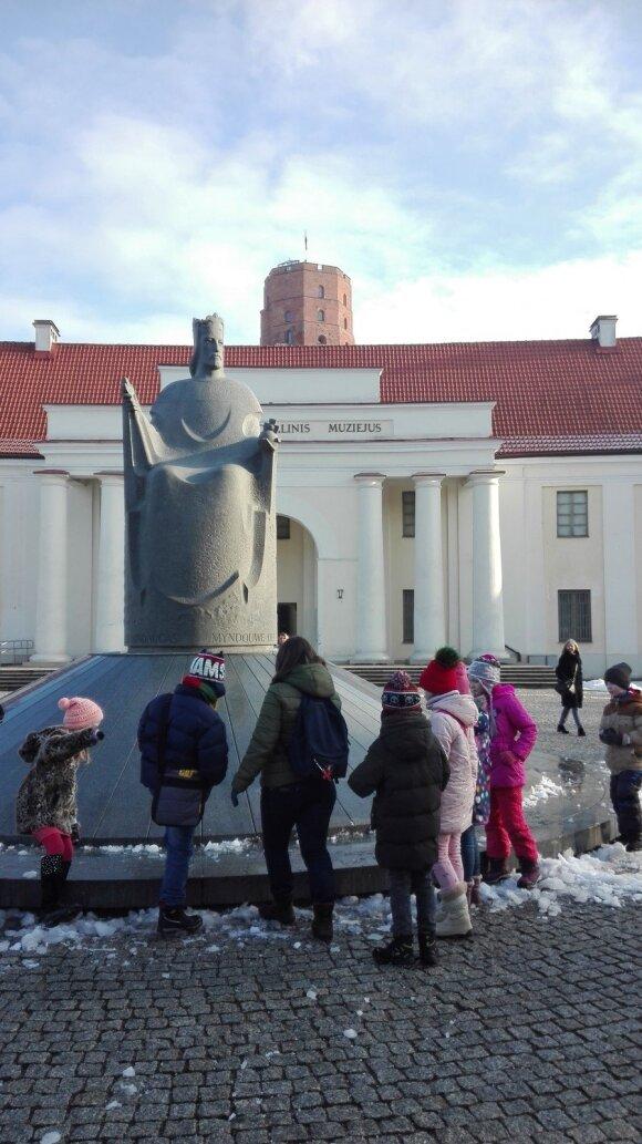 """""""Gatvės gyvos"""" kviečia vaikus į nemokamas ekskursijas po Vilnių"""