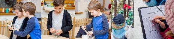 Veiklos visai šeimai idėjos: gaminame lesyklėles