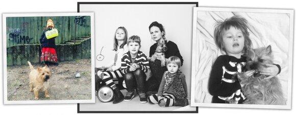Vaikai ir naminiai gyvūnai: penki privalumai ir iššūkiai