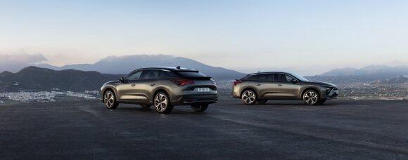 """Prancūzų """"Citroën"""" pristatė ypatingą automobilį: paskelbė nauju modelių gamos karaliumi"""