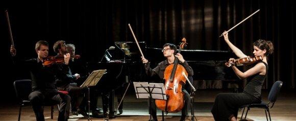 Pažaislio muzikos festivalyje – išskirtiniai koncertai
