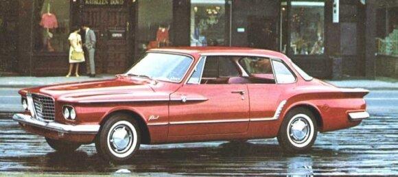 Plymouth Valiant (1960 m.)