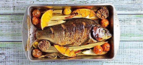 Jei gerklėje įstrigo žuvies ašaka – kokie simptomai ir kaip išimti