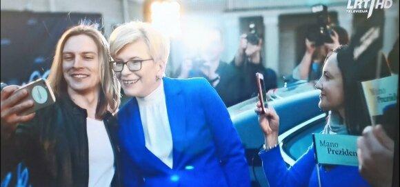 Žiūrovus nemaloniai nustebino politinė reklama LRT eteryje: ar tik nelaužomas įstatymas?