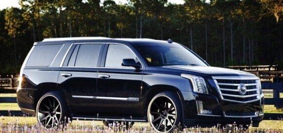 """Patobulintas """"Cadillac D3 Escalade"""""""
