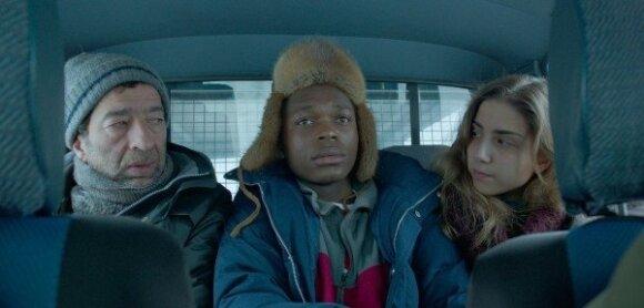 """Kadras iš filmo """"Sveiki atvykę į Norvegiją"""""""