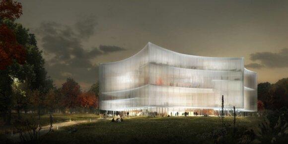 "II vieta – ""Fres Architects and Planners"", Prancūzija"