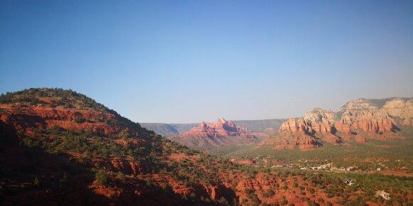 Kelionė po JAV nacionalinius parkus